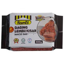Ramly Minced Beef 400gm