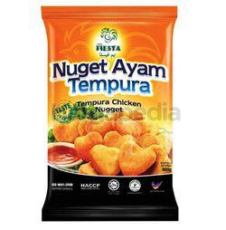 Ayam Fiesta Tempura Chicken Nugget 850gm