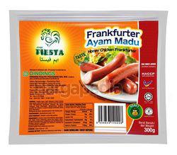 Ayam Fiesta Honey Chicken Frankfurter 300gm