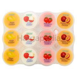 Cocon Mixed Assorted Pudding 12x80gm