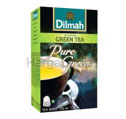 Dilmah Green Tea 20x1.5gm