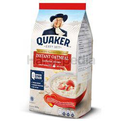 Quaker Instant Oatmeal Foil 1kg