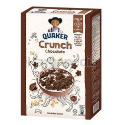 Quaker Crunch Chocolate 300gm