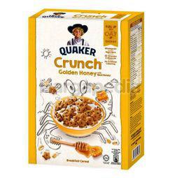 Quaker Crunch Golden Honey 300gm