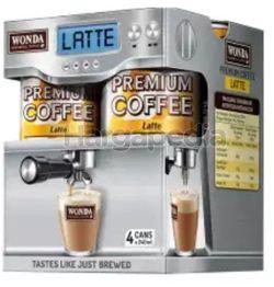 Wonda Premium Coffee Latte 4x240ml