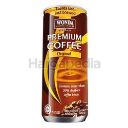 Wonda Premium Coffee Original 240ml