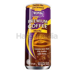 Wonda Premium Coffee Mocha 240ml