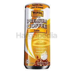 Wonda Premium Coffee Latte 240ml