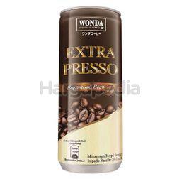 Wonda Premium Coffee Extra Presso 240ml