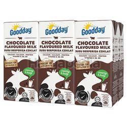 Goodday UHT Chocolate Milk 6x200ml