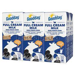 Goodday UHT Full Cream Milk 6x200ml