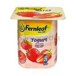 Fernleaf Low Fat Yogurt Strawberry 110gm