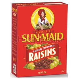 Sunmaid California Raisins 250gm