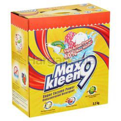 MaxKleen 9 Super Enzyme Power Concentrate 3kg Extra 200gm