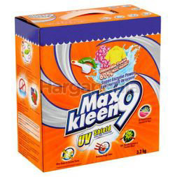 MaxKleen 9 UV Shield Concentrate Detergent Powder 3kg Extra 200gm