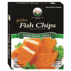 Figo Golden Fish Chips 500gm