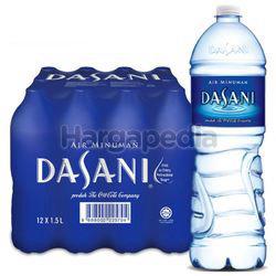 Dasani Drinking Water 12x1.5lit