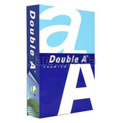 Double A A4 Paper 80gsm 500s