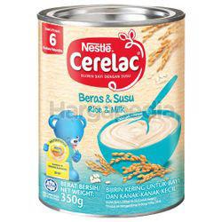 Nestle Cerelac Rice & Milk 350gm