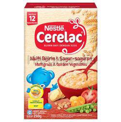 Nestle Cerelac Multi Grain & Garden Vegetables 250gm