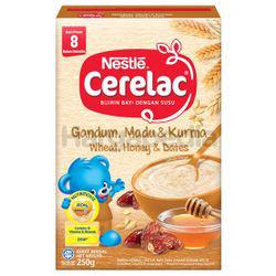 Nestle Cerelac Wheat, Honey & Dates 250gm