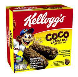 Kellogg's Coco Cereal Bar 6x23gm