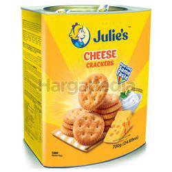 Julie's Cheese Crackers 700gm