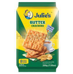 Julie's Butter Cracker 200gm