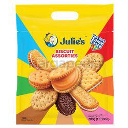 Julie's Biscuit Assorties Handy Pack 285gm