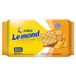 Julie's Le-mond Puff Sandwich Cheese 180gm