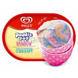 Wall's Ice Cream Paddle Pop Rainbow 1.5lit