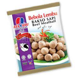 Ayamadu Bakso Beef Meat Ball 400gm