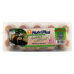 Nutriplus Low Cholesterol Eggs (Medium) Egg 10s