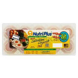 Nutriplus Organic Selenium (Medium) Egg 10s