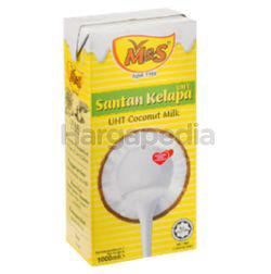 M&S Coconut Milk 1lit