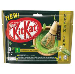 Kit Kat 2 Finger Sharebag Green Tea 8x17gm