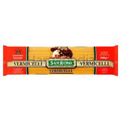 San Remo Pasta No2 Vermicelli 500gm