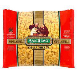 San Remo Pasta No28 Small Shells 500gm