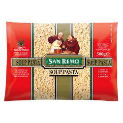 San Remo Pasta No144 Soup Pasta 500gm