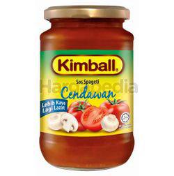 Kimball Mushroom Spaghetti Sauce 350gm