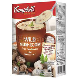 Campbell's Instant Soup Wild Mushroom 3x16.8gm