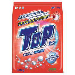 Top Detergent Powder Super White 3.8kg