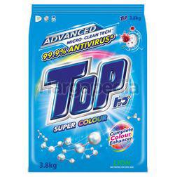 Top Detergent Powder Super Colour 3.8kg