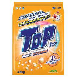 Top Detergent Powder Super Hygienic 3.8kg