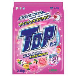 Top Detergent Powder Blooming Freshness 2.1kg