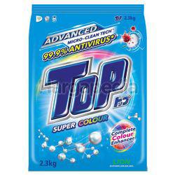Top Detergent Powder Super Colour 2.3kg