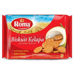 Roma Coconut Biscuit 300gm