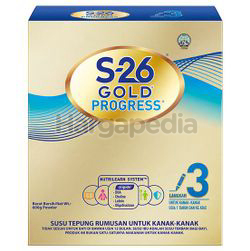 S-26 Progress Gold Milk Powder 3 600gm