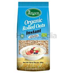 Anzen Organic Rolled Oats Instant 500gm