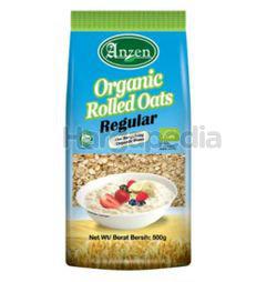 Anzen Organic Rolled Oats Regular 500gm